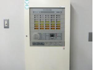 自動火災報知設備受信機