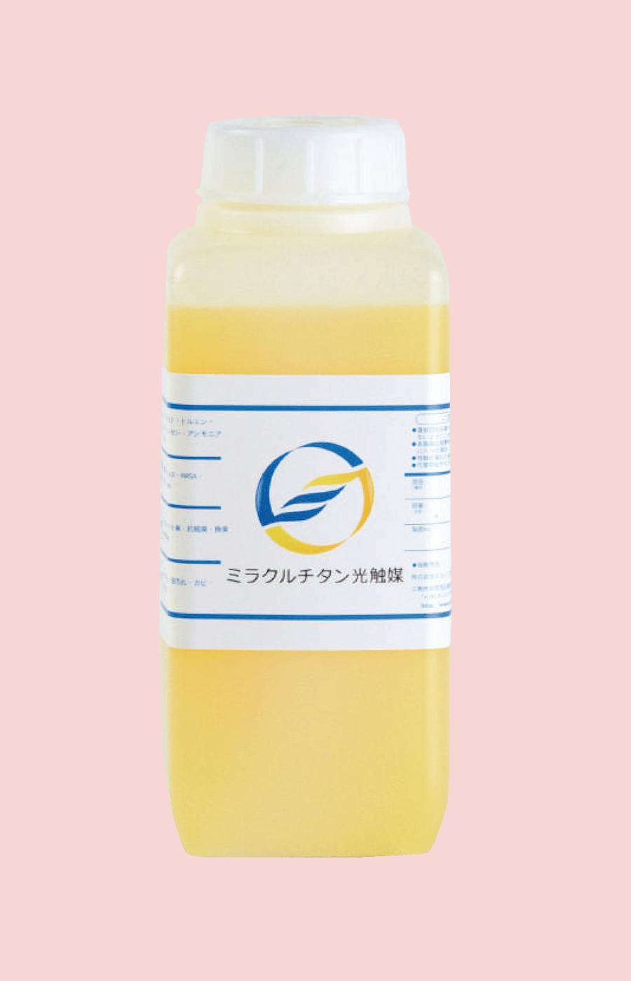 ミラクルチタン光触媒コートM2