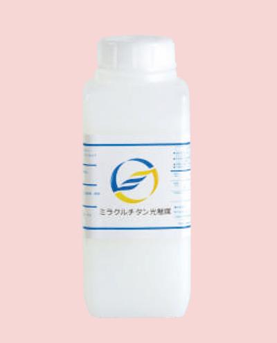 ミラクルチタン光触媒ガラス専用タイプMG